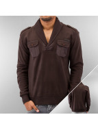 MCL Pullover Durable Standard braun