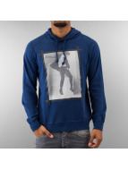 MCL Sweat à capuche Dancer bleu