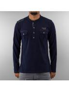 MCL T-Shirt manches longues The True Spirit bleu
