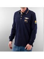 MCL T-Shirt manches longues Premium Quality bleu