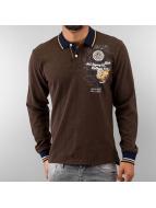 MCL T-Shirt manches longues Legacy Culture 1995 brun
