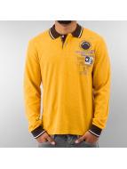 MCL T-Shirt manches longues Legacy Culture 1995 jaune