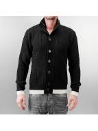 MCL vest Contrast Colour zwart