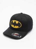 Merchcode Flexfitted Cap Batman čern