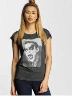 Merchcode T-Shirt Robbie Williams Clown grau