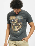 Merchcode T-Shirt Volbeat Seal The Deal gray