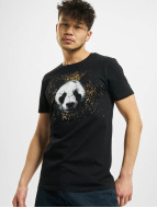 Merchcode T-shirt Desiigner Panda nero