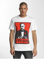 Merchcode t-shirt Godfather The Don wit