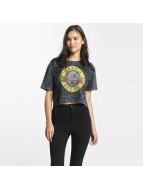 Merchcode T-shirts Guns N Roses Oversize grå