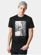 Merchcode T-Shirty Rita Ora Wall czarny