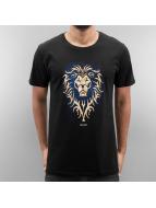 Merchcode T-Shirty Warcfraft Alliance czarny