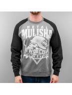 Metal Mulisha Pullover Mist grau