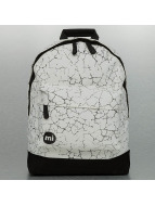 Mi-Pac Backpack Cracked white