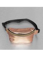Mi-Pac Bag Golden Slim Bum gold colored