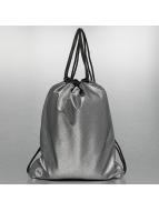 Mi-Pac Golden Kit Bag Pebbled Silvercolour/Black