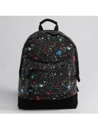 Mi-Pac Rucksack Splattered schwarz