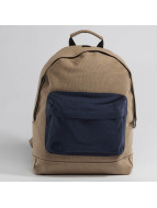 Mi-Pac Premiums Canvas Tonal Backpack Sand/Navy