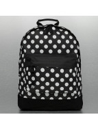 Mi-Pac Polka Backpack All Polka Black/White