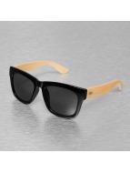 Miami Vision Aurinkolasit Bamboo musta