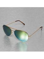Miami Vision Lunettes de soleil Vision or