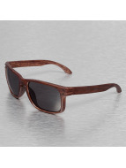 Miami Vision Sonnenbrille Wood Optic braun