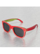 Miami Vision Sonnenbrille Vision Wood Polarized rot