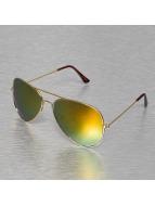 Miami Vision Sunglasses Vision gold colored