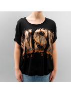 Miss Sixty T-Shirt Crocus noir