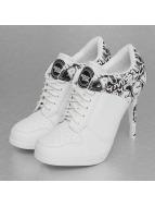 Missy Rockz Boots/Ankle boots Street Rockz white