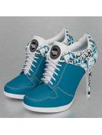 Missy Rockz Enkellaarsje Street Rockz blauw