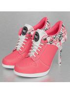 Missy Rockz Stiefelette Street Rockz pink