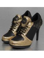 Missy Rockz Stiefelette Sparkling schwarz