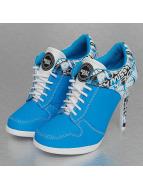 Missy Rockz Stivaletto Street Rockz blu