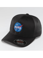 Mister Tee Flexfitted Cap NASA black