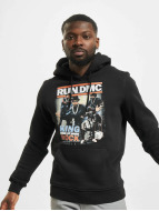 Mister Tee Hoody Run DMC King of Rock schwarz