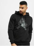Mister Tee Hoody Linkin Park Logo zwart