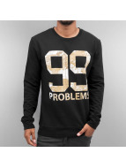 Mister Tee Pullover 99 Problems Desert Camo black