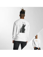 Mister Tee Pullover H.A.F. blanc