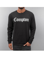Mister Tee Pullover Compton noir