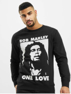 Mister Tee Pullover Bob One Love schwarz