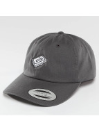 Mister Tee Snapback Cap Cassette Dad gray