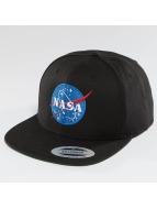 Mister Tee Snapback Cap NASA schwarz