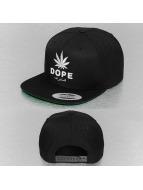 Mister Tee snapback cap Dope Arabic zwart