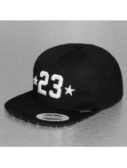 Mister Tee Snapback Legend 23 noir