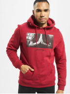 Mister Tee Sweat à capuche Pray rouge