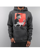 Mister Tee Sweat capuche Dope gris