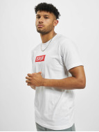 Mister Tee T-paidat Easy Box valkoinen