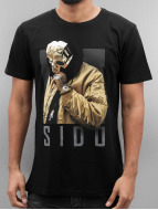 Mister Tee T-Shirt Sido Geuner black
