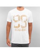 Mister Tee T-Shirt 99 Problems Desert Camo blanc