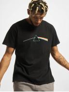 Mister Tee T-Shirt Pink Floyd Dark Side Of The Moon noir